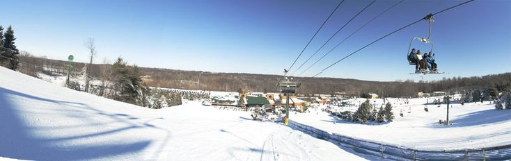 Bittersweet Ski Resort, MI