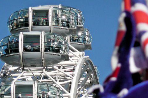london eye queen's walk