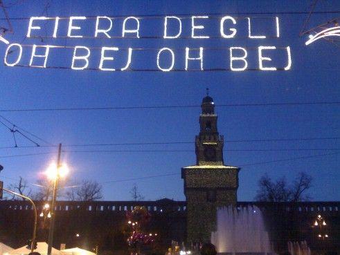 Fiera degli Oh Bej! Oh Bej a Milano.  #OhBejOhBej #Milano: