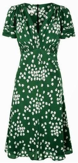 Suzannah budding hearts dress