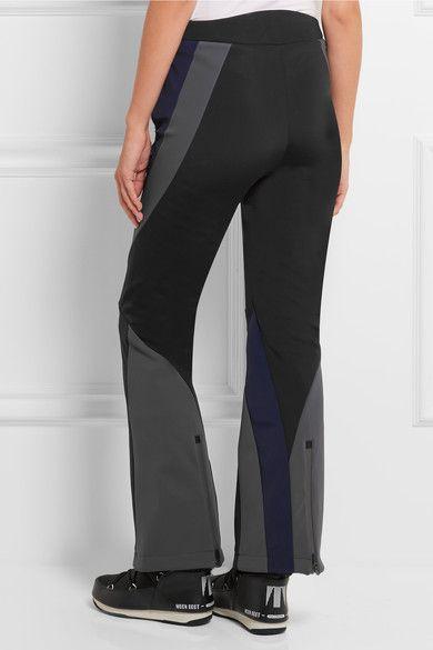 Fendi - Paneled Ski Pants - Black - IT48