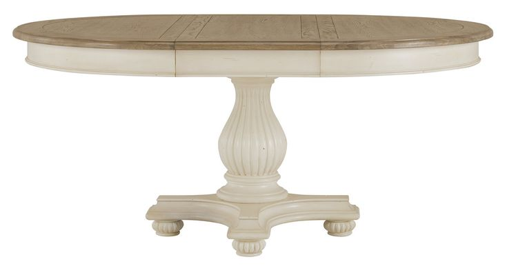 17 Best Images About Table Ideas On Pinterest Pedestal Base White Dining Set And