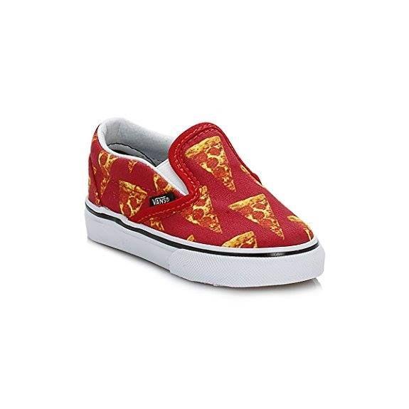 Tolle Pizza-Vans für Kleinkinder  Preis: 40 € plus Versand, gefunden auf Amazon Gibt es hier: http://amzn.to/2kBywD3  #fuerKinder #Vans #Kinderschuhe #Pizza #Kleinkinder