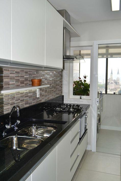 Join cozinha centro h o m e pinterest cozinha for Modelos de apartamentos pequenos