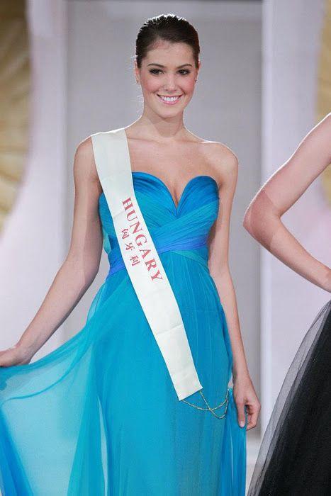 SASHES AND TIARAS..Miss World 2014 World Designer Dress
