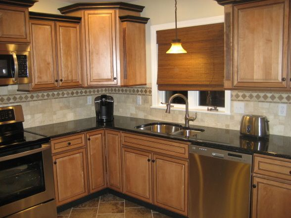 Ranch Kitchen Designs | Rags To Riches, Freshly Renovated Kitchen In 2010.  Raised Ranch
