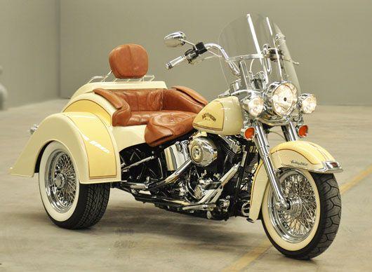 Harley Davidson Trike  #RePin by AT Social Media Marketing - Pinterest Marketing Specialists ATSocialMedia.co.uk