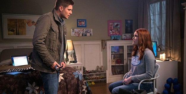 Natalia Cordeiro conta tudo o que rolou no 13º episódio de Supernatural. Uma história de fantasmas e de... Wi-fi... Não percam e não deixem de comentar!!!