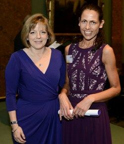 Jane Cummings and Lindsay Skyrme