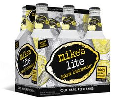 Gluten Free Alcohol- Mike's Lite Hard Lemonade and Mike's Lite Hard Cranberry are now gluten free, so you can sip on a pre-mixed drink without worrying about the malt and the tummy ache.