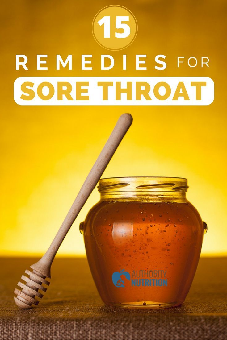 A sore throat is a common symptom of viral infection. Most cases of sore throat can be treated at home with simple natural remedies. Learn more here: https://authoritynutrition.com/sore-throat-remedies/