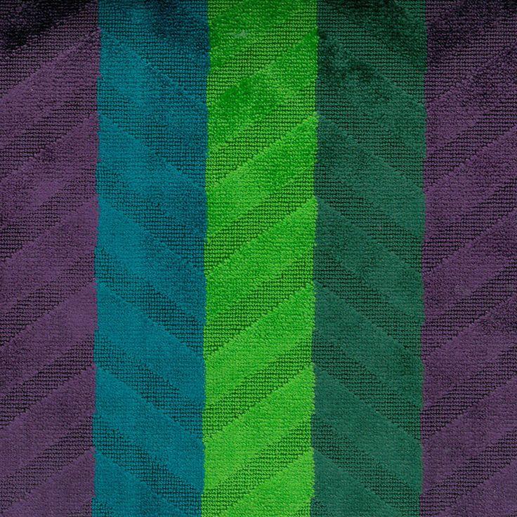 Zepel Fabrics | Casamance Fabrics & Wallpapers | TIME SQUARE | 5TH AVENUE
