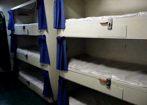 Ship Bunks Navy Bunk Beds Built In Built In Bunks Bunk Beds