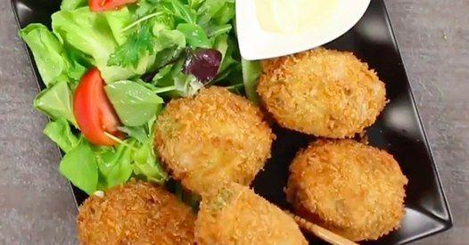 Descubre esta innovadora y sabrosa receta con aguacates y queso. ¡Te volverá loca!