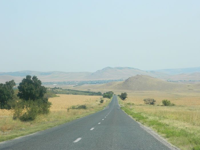 Romania's Dobrogea- rolling hills, winding roads and windy gateway to nature at its best