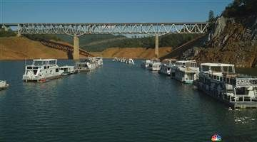 California Drought: Lake Oroville in Search of Relief - NBC News