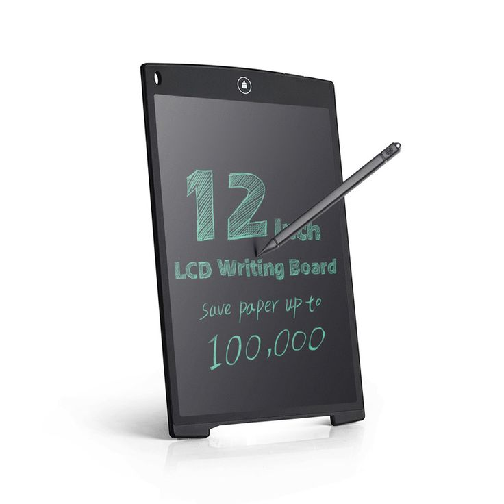 Ultra-thin 12 Inch LCD Writing Tablet Digital Drawing Tablet Handwriting Pads Electronic Tablet