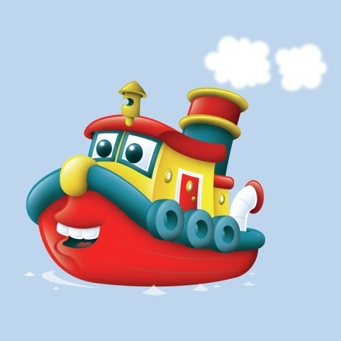 27 Best Images About Cartoon Boats On Pinterest