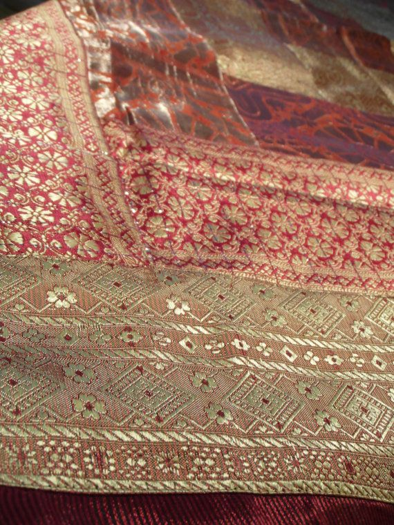 Hey, I found this really awesome Etsy listing at https://www.etsy.com/listing/157203333/free-shipping-vintage-tablecloth-sari