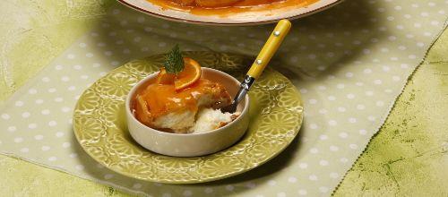 Receita de Molotoff de laranja. Descubra como cozinhar Molotoff de laranja de maneira prática e deliciosa com a Teleculinaria!