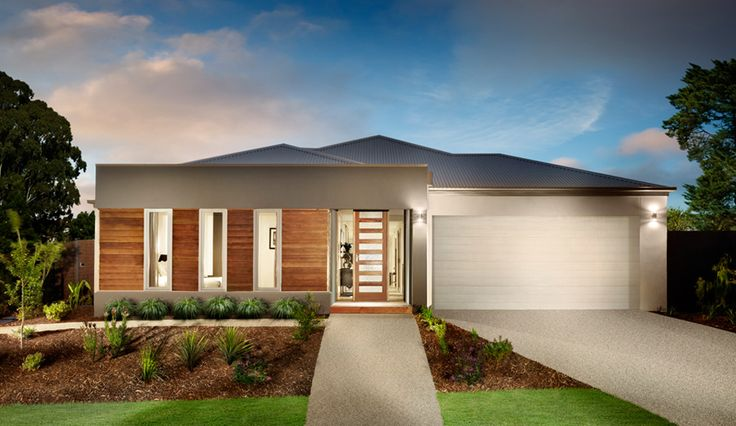 Image result for single level house facades