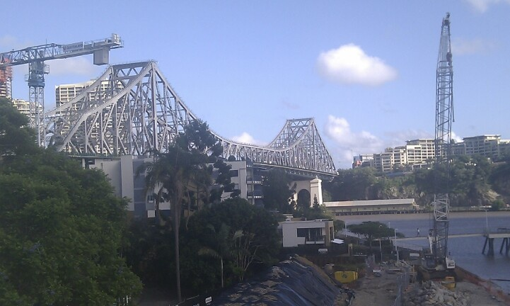 Storey Bridge - Brisbane. Queensland