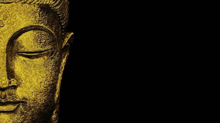 buddha statue face photo | Buddha Quotes Online: Lord Buddha Half Face Statue HD