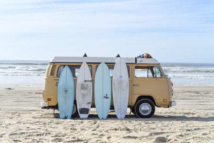 surf board quiver