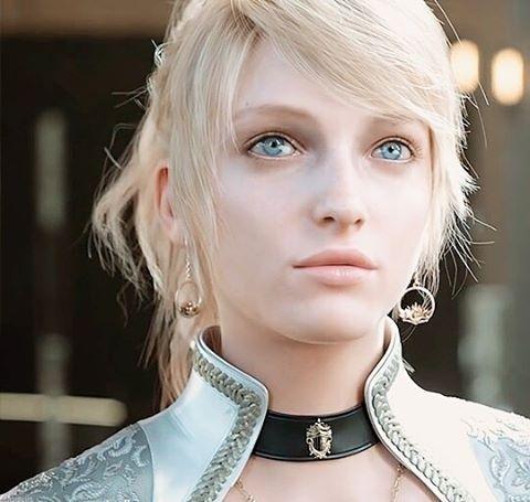 Lunafreya Nox Fleuret; Kingsglaive: Final Fantasy XV