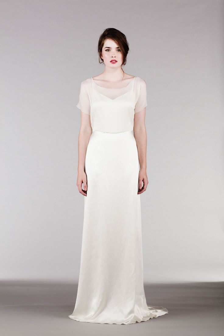 Introducing Saja Wedding, Stunning & Elegant Wedding Gowns From New York | Love My Dress® UK Wedding Blog