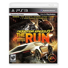 """Need for Speed: The Run for Sony PS3 - Electronic Arts - Toys """"R"""" Us"""