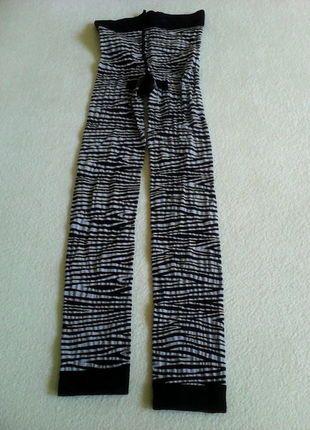 Kup mój przedmiot na #vintedpl http://www.vinted.pl/damska-odziez/legginsy/10143648-legginsy-zebra-s-idealnie-sie-ukladaja-do-ciala