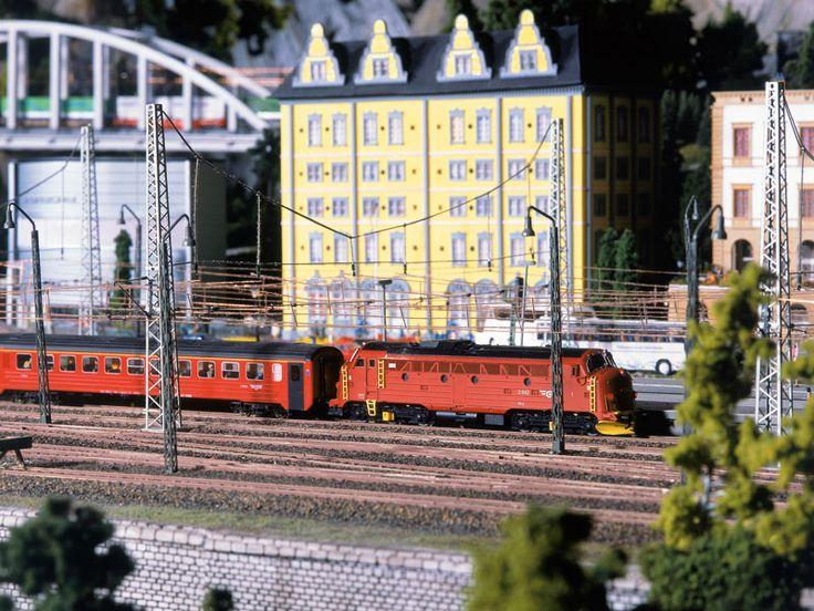 Norwegen - Modellbau Modelleisenbahn Hamburg