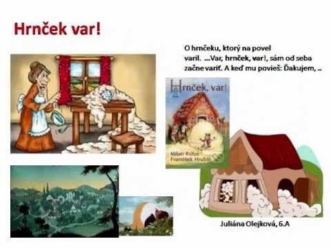 Slovenské rozprávky a povesti - YouTube