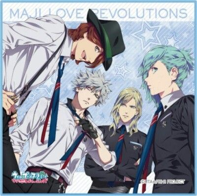 Uta no Prince sama Maji Love Revolution-Quartet Night