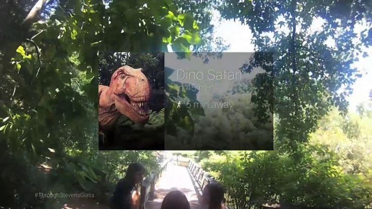 El zoo del Bronx con #GoogleGlass