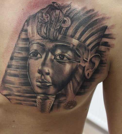 Ägypten - Tattoo Spirit