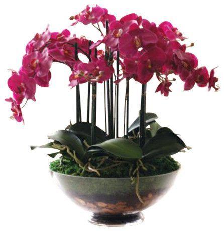 Decoração com plantas artificiais 9