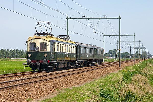 nederlandse treinen - Mat 24