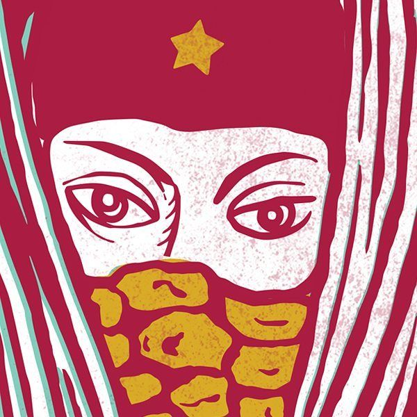 Beyond the mask - The road to San Marcos Aviles  A documentary about Zapatistas.    Soon will present the poster @behance portfolio.  Stay tuned!! #Zapatistas #Chiapas #poster #mask #corn #eyes #star #communism #political