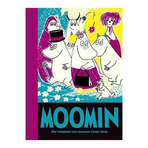 Moomin Book Ten: The Complete Lars Jansson Comic Strip