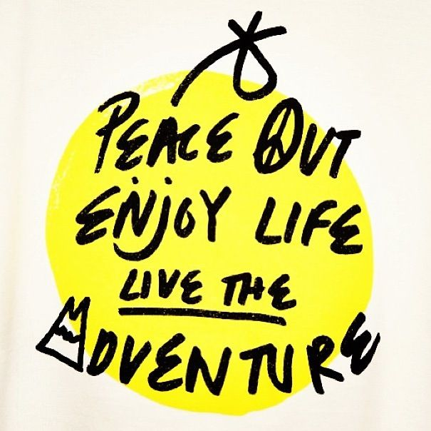 Fun for Louis. Such an inspirational guy! :) <3 Live the adventure :)