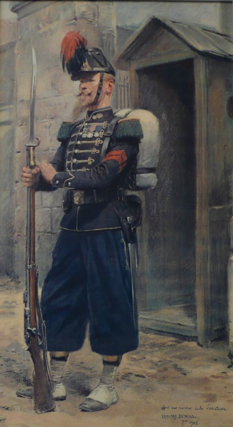 Imperial Chasseur, French 2nd Empire