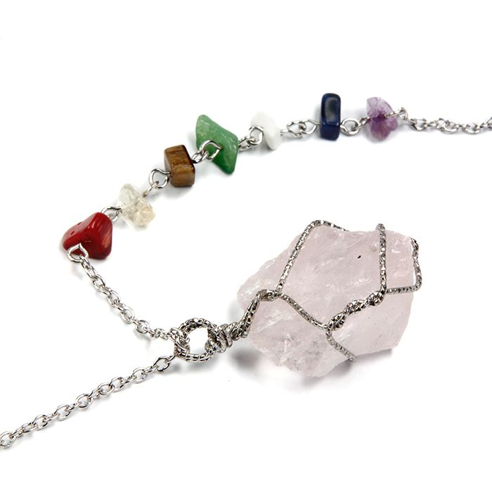 Find More Chain Necklaces Information about naturel stone necklace Elegant Created sliver Pated pink Colorful Crystal Pendant Necklace For Women Wedding Party Top Quality,High Quality pendant necklace jewelry,China necklace sapphire Suppliers, Cheap pendant crown from Yiwu zenper accessories crafts co.,ltd  on Aliexpress.com