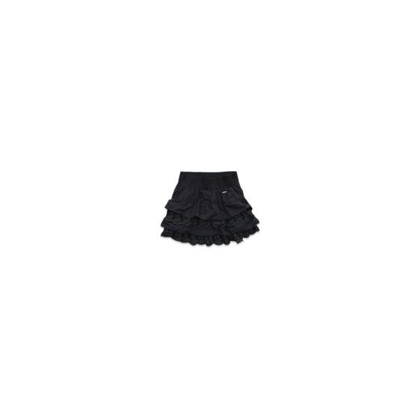 abercrombie kids - Shop Official Site - girls - skirts ❤ liked on Polyvore featuring skirts