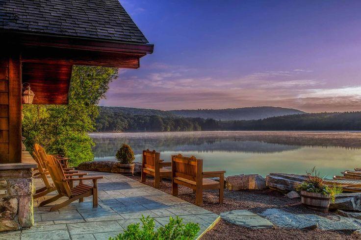 Poconos Mountain Family Resorts | Poconos Couples Vacations | Pocono Spa | Weddings | Skytop PA