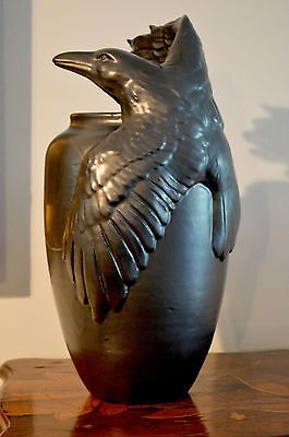 Crows Raven And Pottery On Pinterest