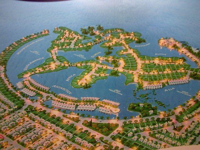 Merasakan Dubai di Coastarina Batam