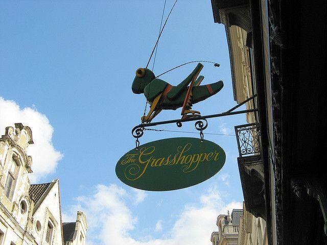Ahhh, little grasshopper.... ♥ magasin jouets Bruxelles 235 | Flickr: Intercambio de fotos