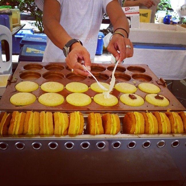 Imagawayaki - Japanese street food